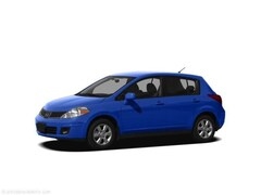 Used 2011 Nissan Versa 1.8SL Hatchback for sale near Springfield MA
