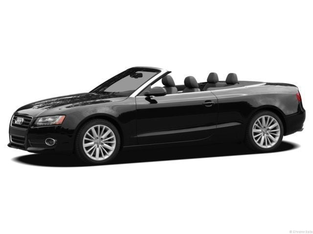 Used 2012 Audi A5 2dr Cabriolet Auto Quattro 2.0T Prestige coupe For Sale in Oshkosh, WI