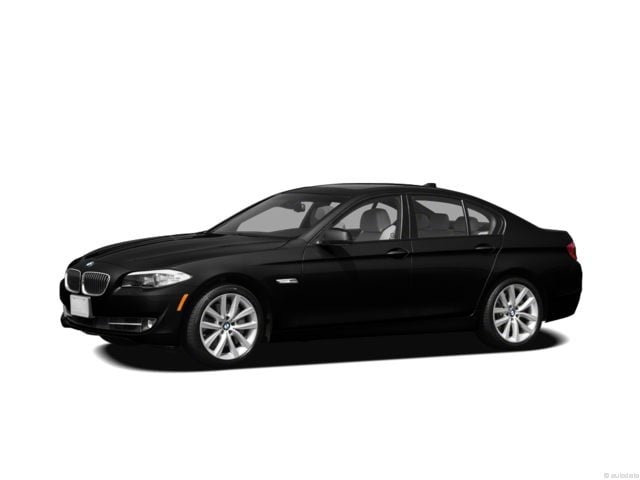 2012 BMW 5 Series 528i 4dr Car