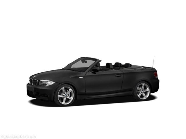 2012 BMW 1 Series 135i Convertible