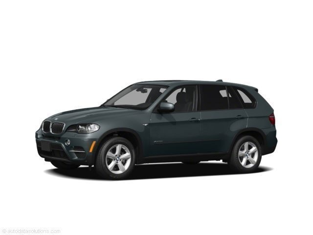 Used 2012 BMW X5 xDrive35d SAV in the Greater St. Paul & Minneapolis Area