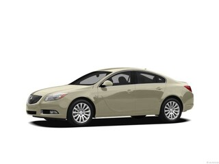2012 Buick Regal Base Sedan