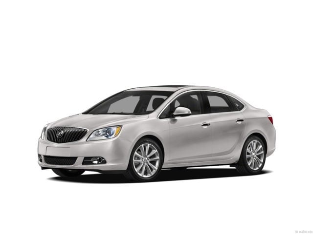Bargain Used 2012 Buick Verano Convenience Group Sedan in Salem, OR