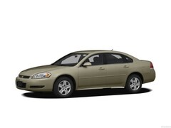 2012 Chevrolet Impala LT Fleet 4dr Car