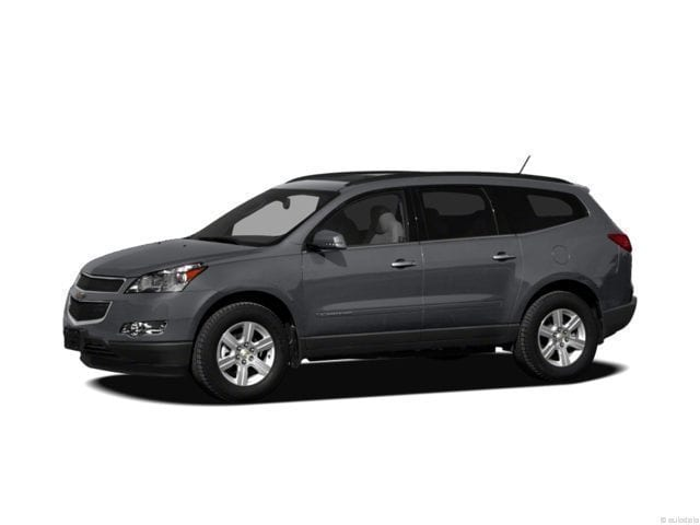 Used 2012 Chevrolet Traverse 2LT SUV for sale in the Boston MA area