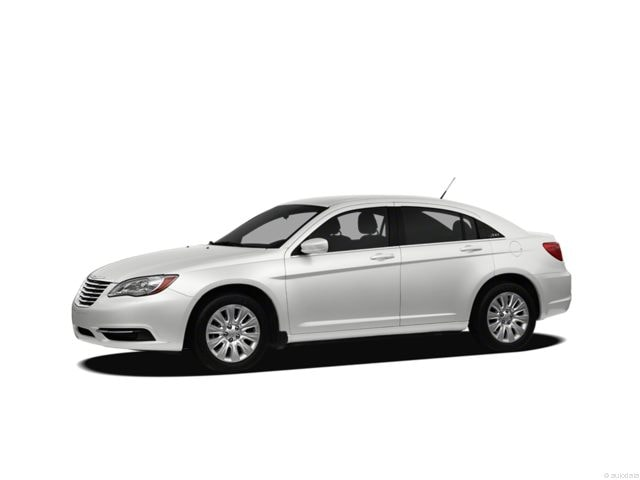2012 Chrysler 200 4dr Sdn LX Car