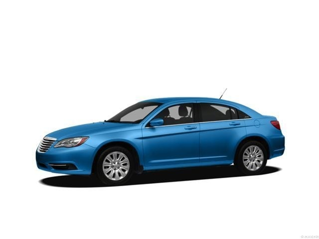 2012 Chrysler 200 Limited Sedan