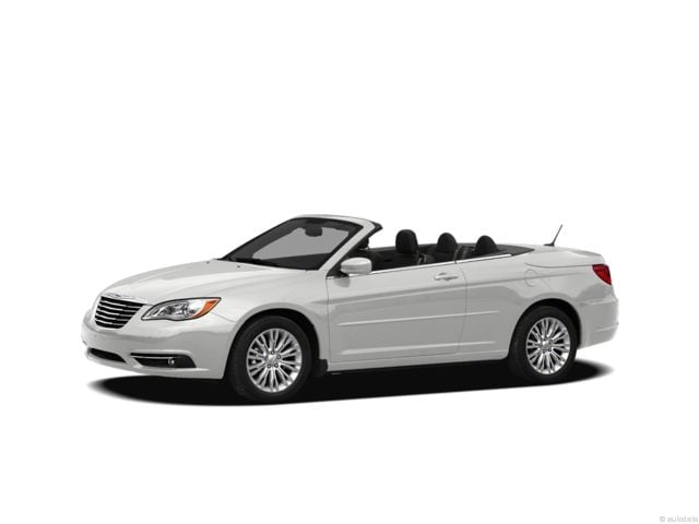 2012 Chrysler 200 2dr Conv Limited coupe
