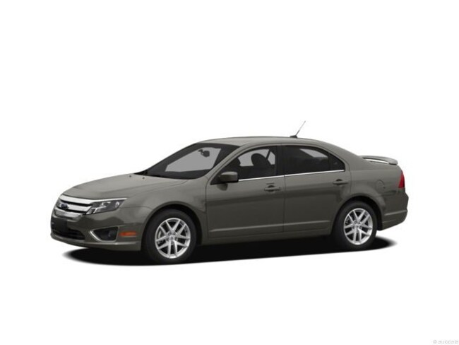 Used 2012 Ford Fusion SEL Sedan for sale near Jersey City