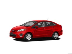2012 Ford Fiesta SE (Value Line) Sedan