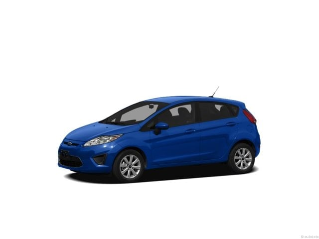 2012 Ford Fiesta SE Compact Car