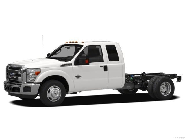 2012 Ford F-350 Chassis Truck Super Cab