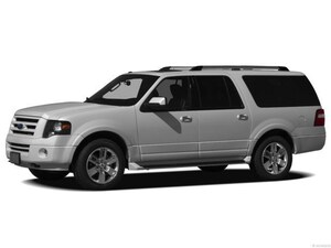 2012 Ford Expedition EL 4WD 4dr Limited