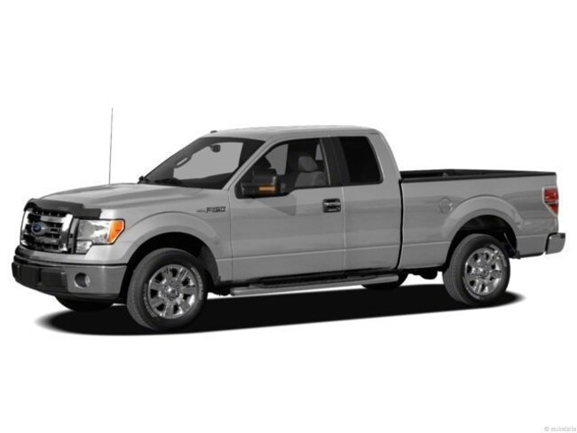 Used 2012 Ford F-150 XLT 4WD SuperCab 145 XLT in West Chester, PA