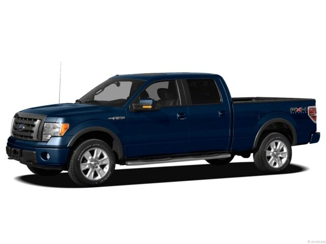 Used 2012 Ford F-150 XLT Truck in El Paso, TX