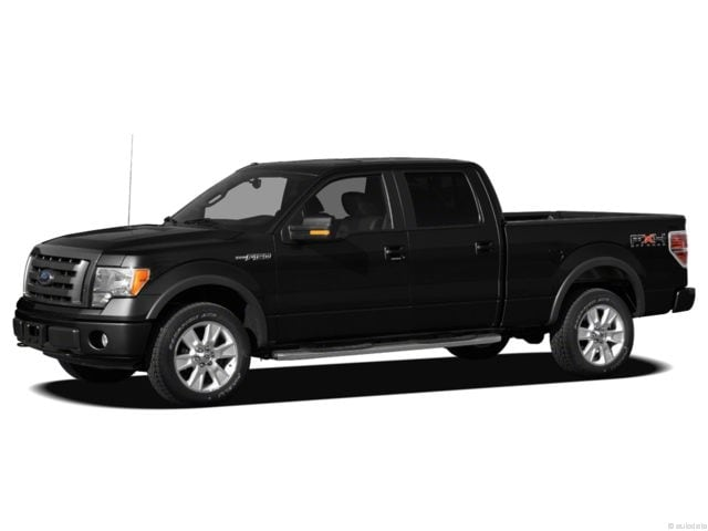 Used 2012 Ford F-150 FX2 2WD Supercrew 145 Truck SuperCrew Cab in Houston