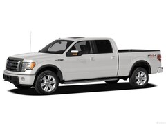 2012 Ford F-150 FX4 4WD SuperCrew 157 FX4
