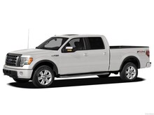 2012 Ford F-150 4X4 Supercrew Truck