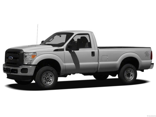 2012 Ford F-250 Truck Regular Cab