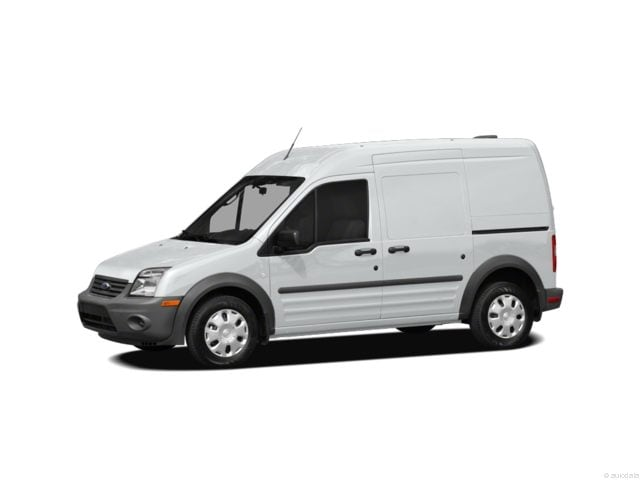 2012 Ford Transit Connect Van Cargo Van