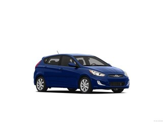 2012 Hyundai Accent GS GS  Hatchback