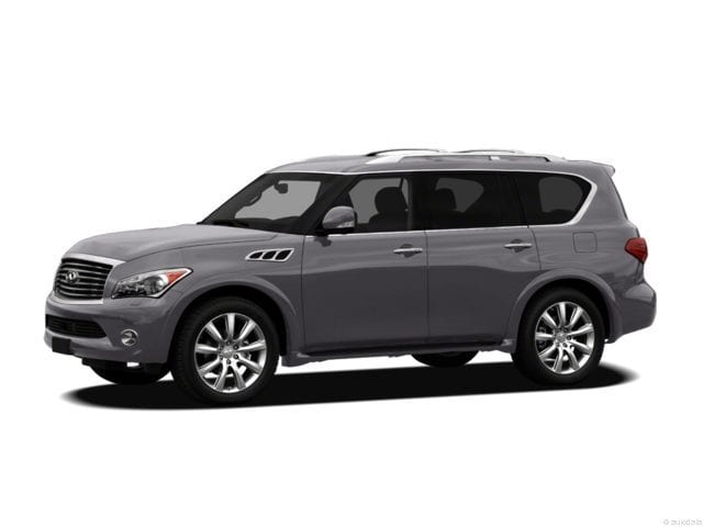 2012 Infiniti QX56 Theater Package SUV