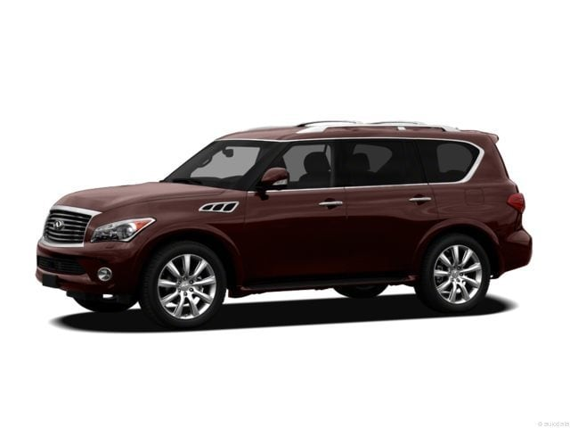 Used 2012 Infiniti QX56 NAV DVD NEW TIRES! Sport Utility Minneapolis