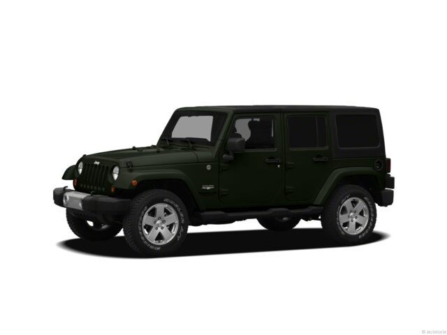 2012 Jeep Wrangler Unlimited Sahara 4WD 4dr SUV
