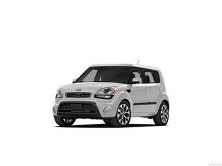 2012 Kia Soul Base (M6) Hatchback