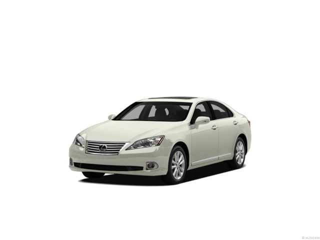 2012 Lexus ES 350 Base (A6) Sedan