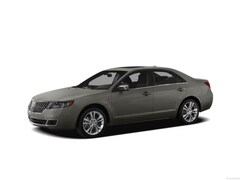 Certified Pre-Owned 2012 Lincoln MKZ Base Sedan for sale in Decatur, IL