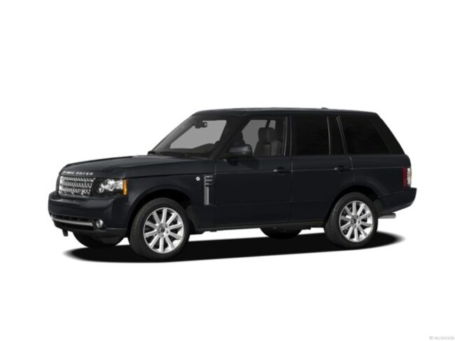 Used 2012 Land Rover Range Rover Supercharged SUV For Sale Austin, Texas