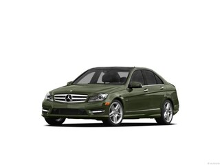 2012 Mercedes-Benz C-Class C 250 Sedan