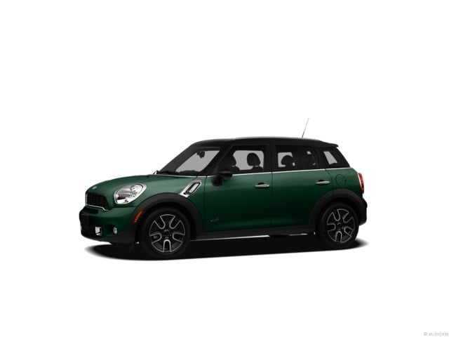 2012 MINI Cooper S Countryman Base SUV