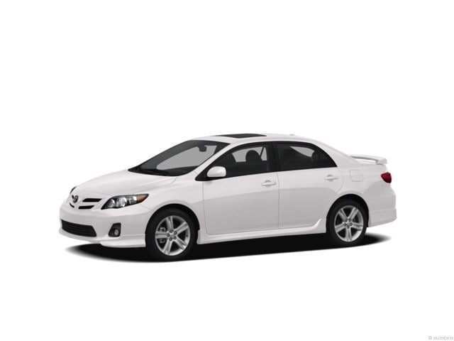 Used 2012 Toyota Corolla LE 4dr Sdn Auto  Natl Los Angeles