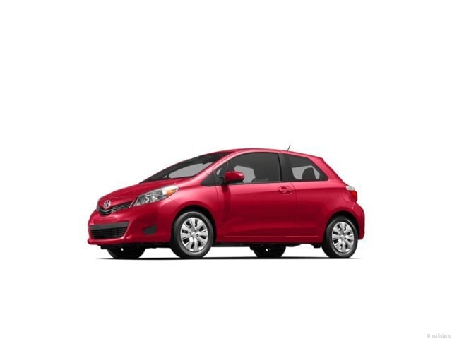 2012 Toyota Yaris 3-Door Liftback
