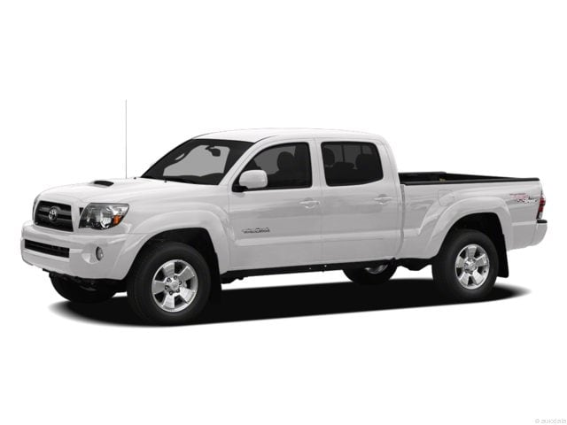 2012 Toyota Tacoma Double Cab Truck Double Cab