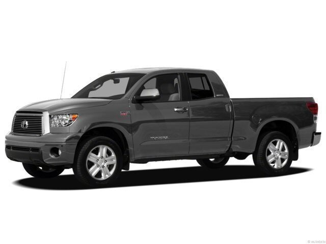 2012 Toyota Tundra 4.6L V8 Double Cab 4x4 Truck Double Cab