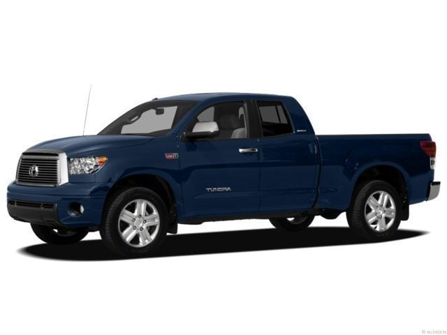 2012 Toyota Tundra 5.7L V8 Double Cab Long Bed 4x4 Truck Double Cab