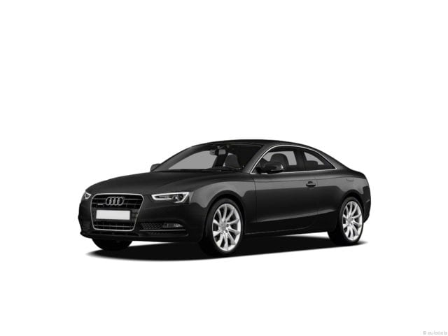 2013 Audi A5 2.0TQ Premium 6-Speed Coupe