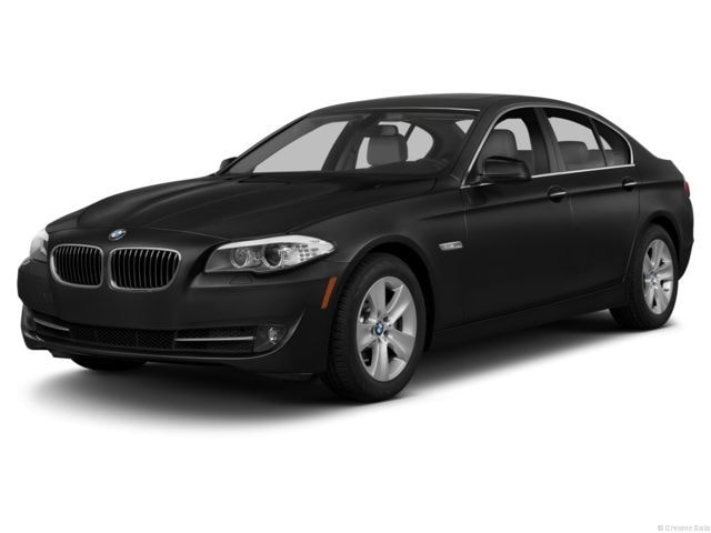 2013 BMW 5 Series 528i xDrive 4dr Car