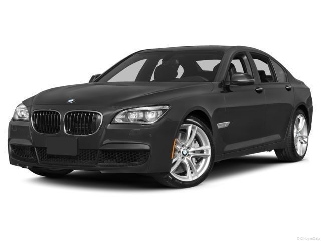 2013 BMW 7 Series 740Li xDrive 4dr Car