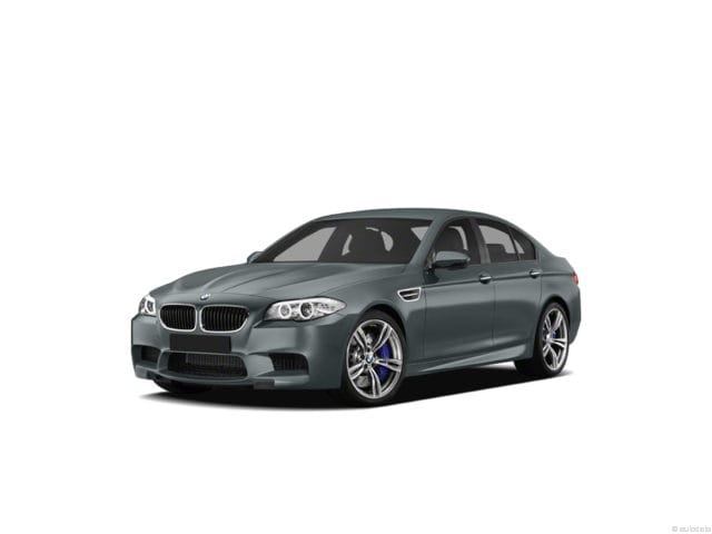 Used 2013 BMW M5 Sedan in Houston