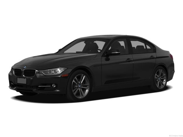 Certified Used 2013 BMW 3 SERIES 320I SEDAN in Glendale