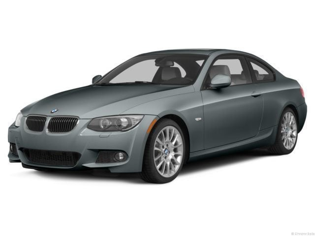 Certified 2013 BMW 335is Coupe Coupe in Los Angeles