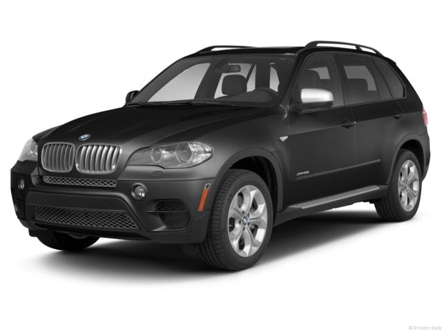 Certified 2013 BMW X5 xDrive35d SAV in Los Angeles