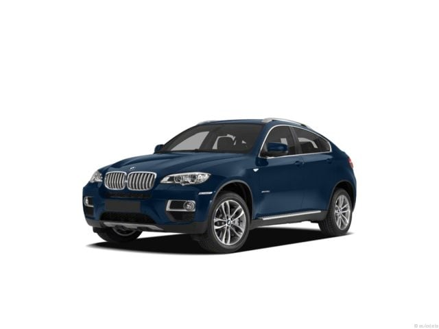 Certified Used 2013 BMW SAV X6 XDRIVE35I SAV in Glendale