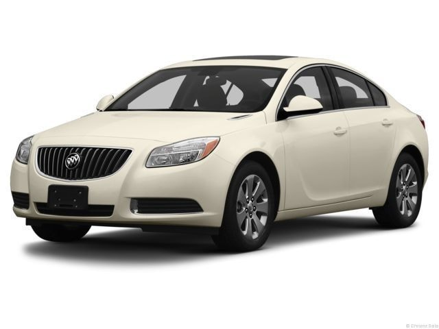 Used 2013 Buick Regal PREM1 MOON CHROME Sedan Minneapolis