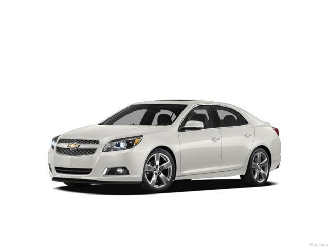 2013 Chevrolet Malibu 1LT Sedan at Jack Key Auto Group