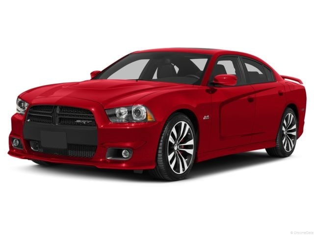 2013 Dodge Charger SRT8 Sedan